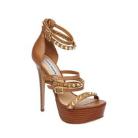 Steve Madden - ROMINAA COGNAC LEATHER