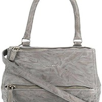 Givenchy Women's BB05251004051 Grey Leather Handbag