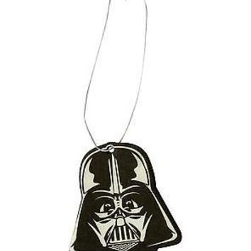 Licensed cool NEW STAR WARS MOVIE DARTH VADER VILLAIN STRAWBERRY SCENT HOME CAR Air Freshener