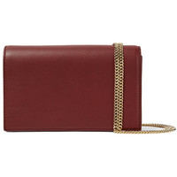 Diane von Furstenberg - Soirée leather shoulder bag