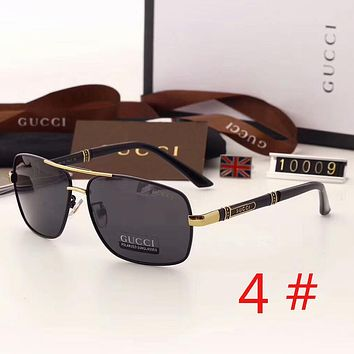 GUCCI Fashion Women Men Casual Polarized Sun Shades Glasses Eyeglasses