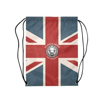 NFA The Original Union Jack Medium Drawstring Bag