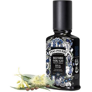 Royal Flush 4oz Bottle by Poo-Pourri