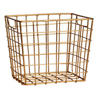 H&M Metal Storage Basket $9.95