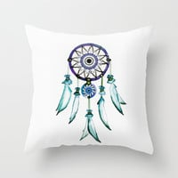 Bella *** DREAMCATCHER ***  Throw Pillow by M✿nika  Strigel	 | Society6 in different Sizes and iphone and more