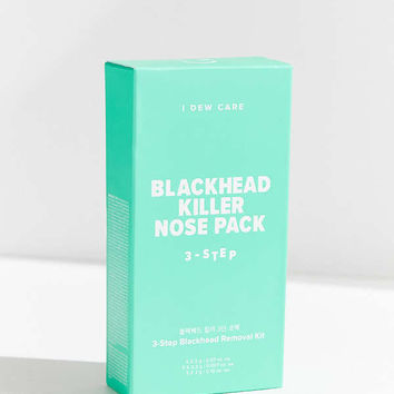 I Dew Care Blackhead 3-Step Removal Kit | Urban Outfitters
