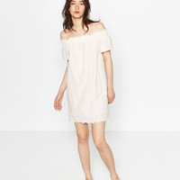 EMBROIDERED DRESS - View all-WOMAN-NEW IN | ZARA United States