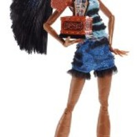 Monster High Dead Tired Robecca Steam Doll