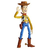 Walt Disney Toy Story: SCI-FI Revoltech No. 010 Woody Action Figure