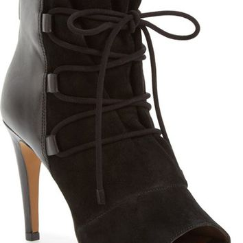 French Connection 'Quintina' Lace-Up Bootie (Women) | Nordstrom