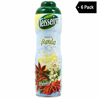 Teisseire French Anise Syrup (20 oz. x 6)