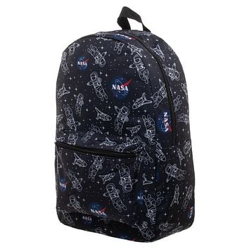 ROBP Nasa Backpack Sublimation Astronaut Bag - Great Astronaut Gift or NASA gift - NASA Bag