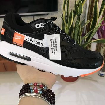 """Nike Air Max 1 """"Just do it"""" 917691-002"""