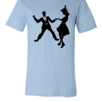 swing dance - Unisex T-shirt