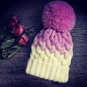 Winter Fashionable Knit Hats [9052504260]