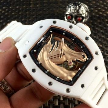 The Gold Stallion Transformer Edition Men's Watch