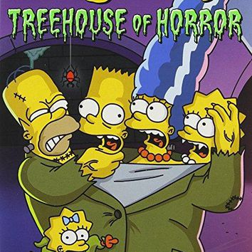 Neil Affleck & Bob Anderson (VIII) - The Simpsons - Treehouse of Horror