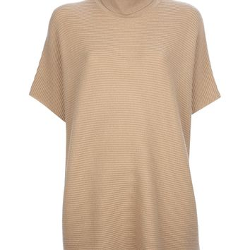 Michael Michael Kors Ribbed Oversized Sweater