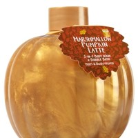 2-in-1 Body Wash & Bubble Bath Marshmallow Pumpkin Latte
