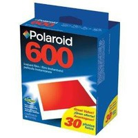 Polaroid 600 Instant Color Film - 3 Pack