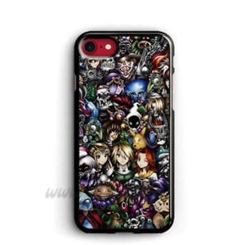 Character iPhone Cases Legend of Zelda Samsung Galaxy Phone Cases iPod cover