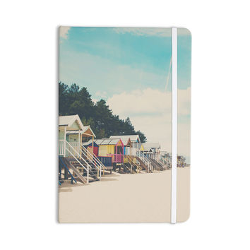 "Laura Evans ""Small Spaces"" Beach Coastal Everything Notebook"