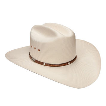 George Strait Warner By Resistol Straw Hat