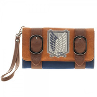 Attack on Titan - Flap Wallet
