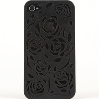 With Love From CA Laser Cut Rose iPhone 4 Case at PacSun.com