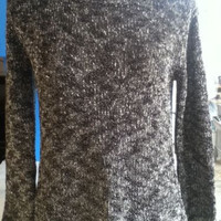 NEW Authentic Alice + Olivia Gloria Boxy Knit Sweater (Size M) - MSRP $295.00!