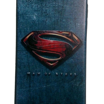 Superman - Man of Steel Logo Case for iPhone 6 Plus
