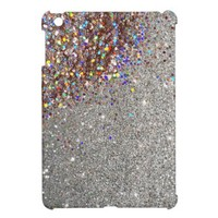 Sparkles & Glitter iPad Mini Case from Zazzle.com