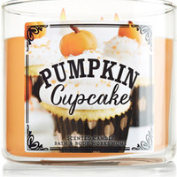 3-Wick Candle Sweet Cinnamon Pumpkin