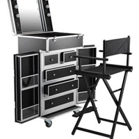 Full size makeup/hair mobile station: Wimex Beauty - Professional Beauty Products