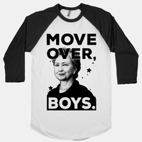 Move Over Boys ( HRC )