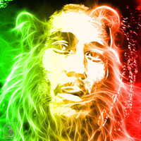 Bob Marley Art Print by D77 The DigArtisT | Society6