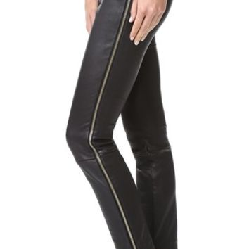 Chatel Leather Pants