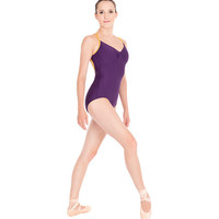 Adult Double Strap Camisole Leotard - Style Number: N8426