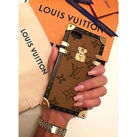 LV 2017 Hot ! iPhone 8 iPhone 8 Plus - Stylish Cute On Sale Hot Deal Matte Couple Phone Case For iphone 6 6s 6plus 6s plus iPhon