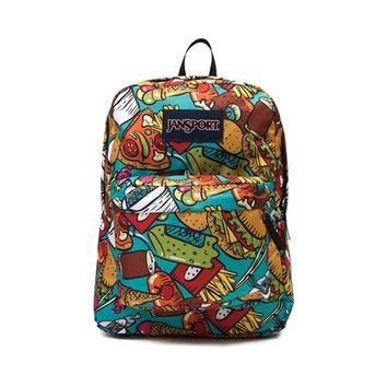 JanSport Superbreak Junkfood Backpack