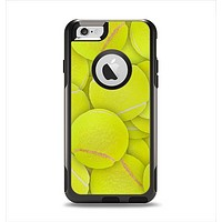 The Tennis Ball Overlay Apple iPhone 6 Otterbox Commuter Case Skin Set