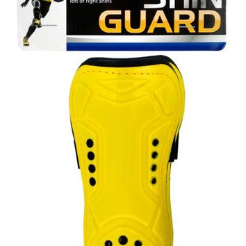 Protective Contoured Shin Guards ( Case of 16 )