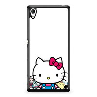 Hello Kitty And Friends Sony Xperia Z4 Case
