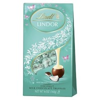 Lindt Lindor Coconut Milk Chocolate Truffles 6 oz