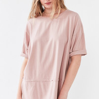 Silence + Noise Shania Oversized Tunic Tee | Urban Outfitters