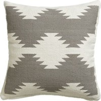 "Tecca 18"" Pillow With Feather-down Insert"