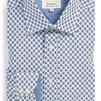 Men's Ted Baker London Extra Trim Fit Medallion Dress Shirt