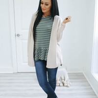 Everyday Cardigan - Natural