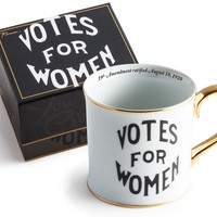 Votes For Women Coffee Mug
