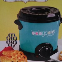 Babycakes Mini Funnel Cake Fryer